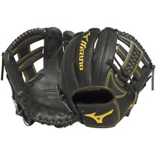 "Mizuno GMP600BK RHT 11.5"" Pro Limited Black Baseball Glove/Mitt $500 MSRP"
