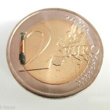 RFID Mikro Glas-Transponder,  glasstag glass tag EM4102 Read only, d 1,5mm