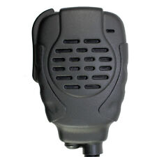 Pryme Trooper II Waterproof Noise Canceling Speaker Mic for GP HT JEDI MTX PRO