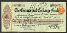 BILL OF EXCHANGE MALTA 2 PENCE COMMERCIAL BANK CHECK FRANCE REVENUE STAMP 1937