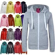Markenlose Damen-Kapuzenpullover & -Sweats mit Kapuze aus Polyester