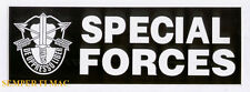 MADE IN THE USA! SPECIAL FORCES US ARMY BUMPER STICKER Green Berets MACV-SOG