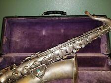 Buescher - C-Melody Sax Silver (1922)