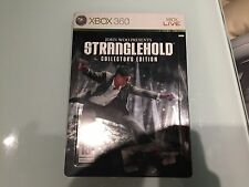 stranglehold collectors edition sur xbox 360