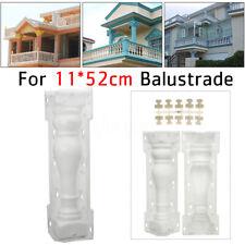 52cm Roman Column Railing Concrete Plaster Fence Casting Mould Balustrades Mold