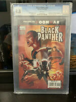 BLACK PANTHER #12 2009 CGC 9.8 Dr Doom Appearance, Fantastic Four