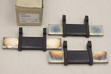 3x SIEMENS 3NG1402 3NG1 402 NH3 630A NH Trennmesser OVP