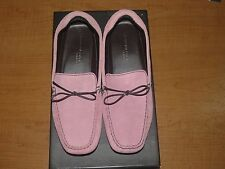 Kenneth Cole hard drive Suede woman's size 8.5 M in pink