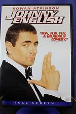 Johnny English (DVD, 2004, Full Frame Edition)