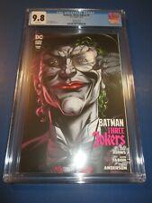 Batman Three Jokers #2 Death in the Family Variant CGC 9.8 NM/M Gorgeous Gem