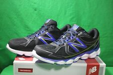 New Balance Men's 750v3 running shoes Sz 9.5 D (Med) M750BB3 NIB Blue/Black