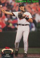 665 greg maddux chicago cubs topps baseball card stadium club 1992