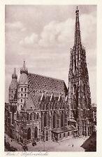 AK, Foto, Wien 1. Bezirk, Stephanskirche, um 1900 (D)5026-5
