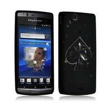 Housse étui coque gel pour Sony Ericsson Xperia Arc / Arc S motif LM15
