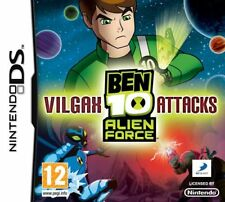 Nintendo DS -- Ben 10 - Alien Force - Vilgax Attacks -- NUOVO