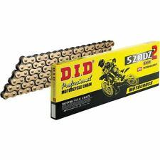 114 Links D.I.D 520DZ 2 Gold Chain