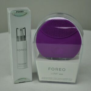 Foreo Luna Mini with Cleansing Spray