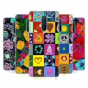 OFFICIAL SUZAN LIND COLOURS & PATTERNS SOFT GEL CASE FOR AMAZON ASUS ONEPLUS