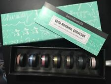 NEW BARE MINERALS GOOD MORNING, 7 GORGEOUS EYE COLORS KIT - ONE FOR EVERY WEEK