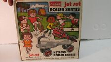 Globe Skates Jet Set Metal Adjustable Keyless Roller Skates #60 t2877