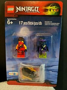 LEGO 5003085; Ninjago, Minifigure pack, Toys R Us exclusive (NEW SEALED PACKAGE)