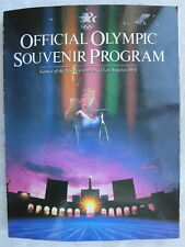 Official Olympic Souvenir Program 1984 Los Angeles Summer Olympics Games 324 Pgs