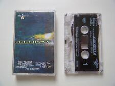 GODZILLA THE ALBUM SOUNDTRACK CASSETTE TAPE EPIC SONY MEGASTAR SAUDI ARABIA 1998