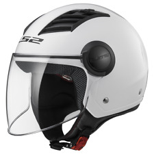 Casque Jet Ls2 Of562 Airflow Solid White XXS