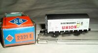 Roco N 2321E Bierwagen Dortmunder Union in OVP / guter Zustand
