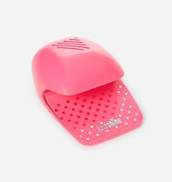 Justice Just Shine Girl's PINK Nail Dryer New in Package