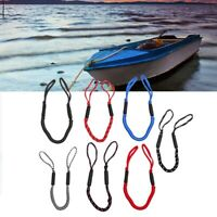 Dock Line Anchor Lines Boat Mooring Stretch Rope Shock Absorb Bungee Nylon