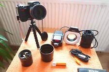 Nikon Coolpix 8800 l XXL PREMIUM EXTRAS 35x350mm l Digital Bridge Kamera 8MP 4k