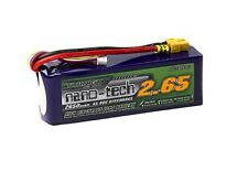 RC Turnigy nano-tech 2650mah 6S 45~90C Lipo Pack w/XT-60