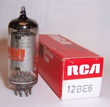 NEW RCA 12BE6 AC/DC RADIO CONVERTER TUBE / VALVE - HK90
