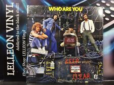 The Who Who Are You LP Album Vinyl 3715630 Rock 70's NEW & SEALED REISSUE
