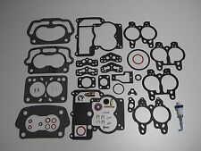 Chevrolet Rochester Small Base Complete Carb Repair Kit 1955-1969 V8 Engines