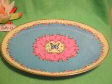 Platte oval 30 cm Butterfly Eva Maria Nitsche von Goebel