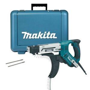 Makita 6843 110V 25-55mm Auto feed screwdriver