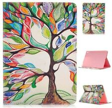 """Haocoo Leather Case Cover Stand (Tree Of Life) w/stylus pen 4 iPad 2/3/4 9.7"""" B4"""