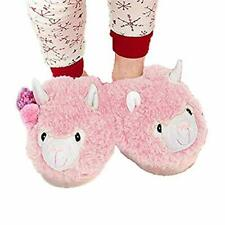 Twos Co Llama Children's Slippers Large (Small/Medium)