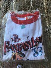 Vintage Disneyland The New Fantasyland Pinocchio Shirt Jiminy Cricket 1983
