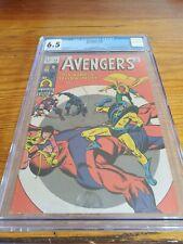 CGC 6.5 Avengers #59 Marvel Comics 1968 1st Appearance Of Yellowjacket Silver...