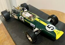 Jim Clark Lotus 49  Winner British GP 1967 1:18