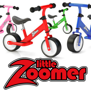 Tiny Balance bike for toddlers and kids 1-3 years - Little Zoomer learn to ride