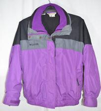 Columbia Bugaboo Interchange Jacket Coat Purple/Black Women's L