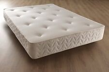 """NEW 4ft 6"""" Double LUXURY ORTHO MATTRESS NEXT DAY DELIVERY! LIMITED TIME ONLY"""