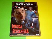 INTRIGA EXTRANJERA / FOREIGN INTRIGUE - Robert Mitchum - Precintada