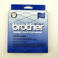 "Brother Correctable Film Ribbon For Brother AX Series 1030 Black 5/16"" x 525'"
