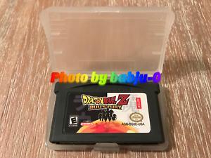 Dragon Ball Z: Buu's Fury Nintendo GBA USA