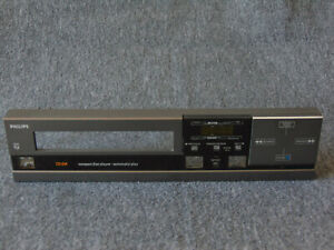 Front panel Philips CD104 / Panel frontal Philips CD104